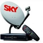 Como instalar a antena SKY e regular azimute, elevação e polarização