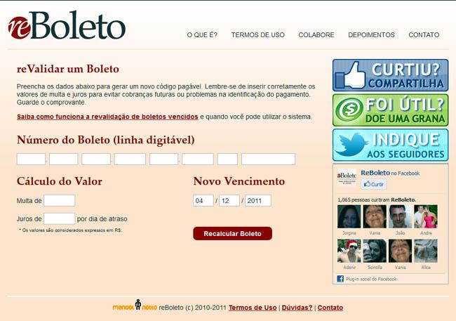 reBoleto