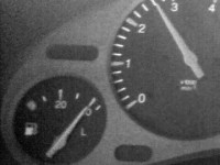 Nível do combustível