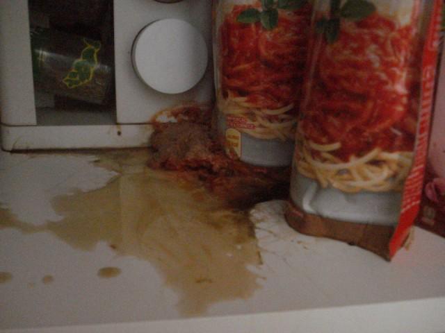 Molho de Tomate contaminado