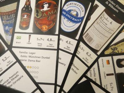 Rótulos do Clube de Cerveja